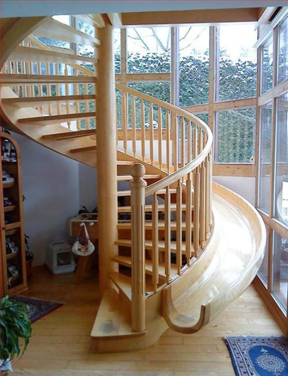 Diy Spiral Staircase Plans My Blog