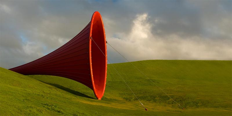 anish kapoor dismemberment 3 The Incredible Sculptures of Gibbs Farm