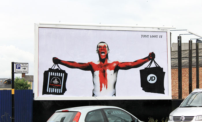bill posters brandalism street art 1 Brandalism Project Subverts Billboards Across the UK [25 pics]