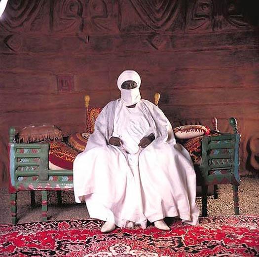 BOUBA ABDOULAYE – Sultan of Rey-Bouba (Cameroon) portrait by daniel lane