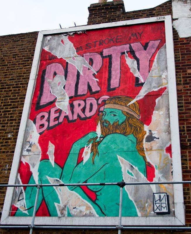 broken fingaz brandalism street art Brandalism Project Subverts Billboards Across the UK [25 pics]