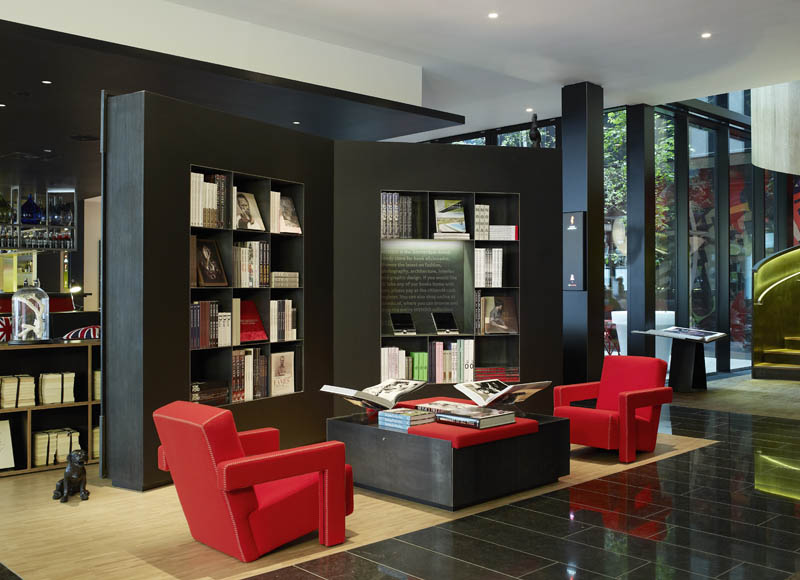 Elegant Citizenm London Luxury Boutique Hotel 7 CitizenM Unveils Boutique Hotel In  London