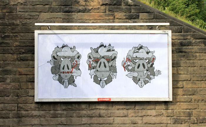 dan birkbeck brandalism street art Brandalism Project Subverts Billboards Across the UK [25 pics]