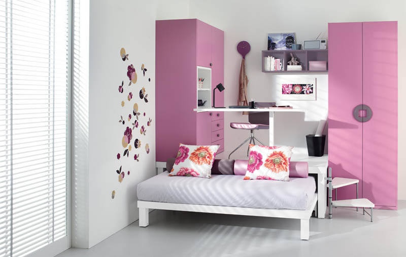 Amazing efficient space saving furniture for kids rooms tumidei spa Space Saving Furniture Ideas for