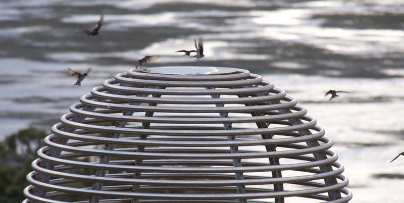 eric orr electrum gibbs farm tesla coil 1 The Incredible Sculptures of Gibbs Farm
