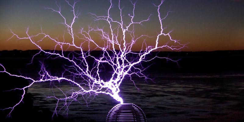 eric orr electrum gibbs farm tesla coil 2 The Incredible Sculptures of Gibbs Farm