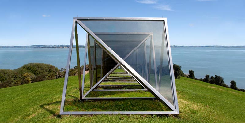 graham bennett sea sky kaipara gibbs farm 1 The Incredible Sculptures of Gibbs Farm