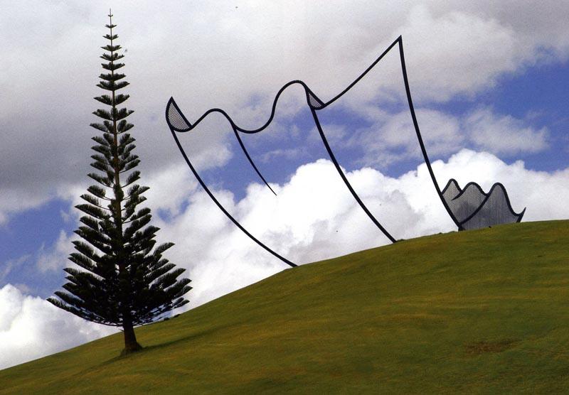neil dawson horizons sculpture gibbs farm 3 The Incredible Sculptures of Gibbs Farm
