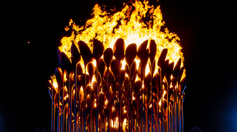 Olympic Torch 10 Incredible Photos o...