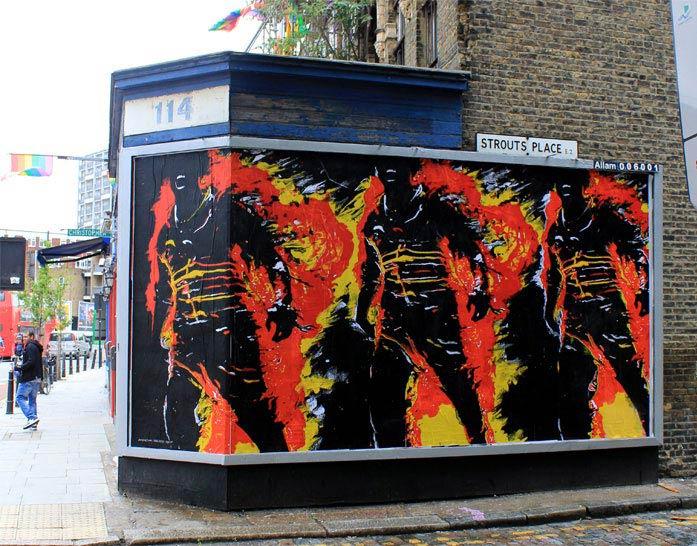 paul insect brandalism street art 1 Brandalism Project Subverts Billboards Across the UK [25 pics]