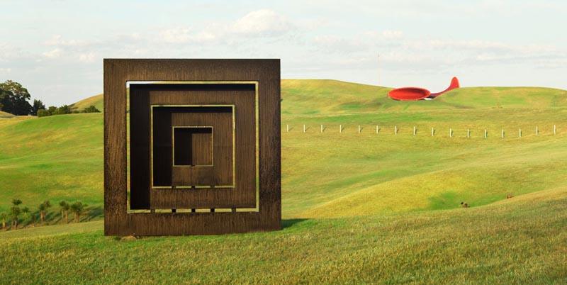 richard thompson untitled gibbs farm 3 The Incredible Sculptures of Gibbs Farm