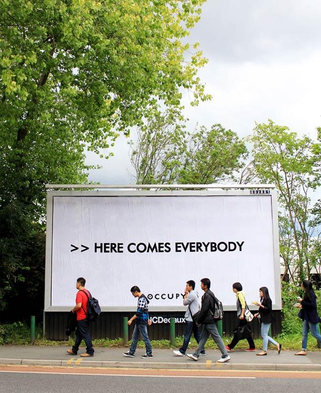 robert montgomery brandalism street art 2 Brandalism Project Subverts Billboards Across the UK [25 pics]