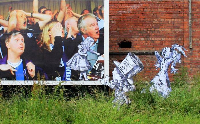 shift delete brandalism street art Brandalism Project Subverts Billboards Across the UK [25 pics]