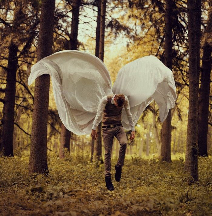 surreal self portraits and photo manipulations by kyle thompson 7 The Dancers Among Us [21 Pics]