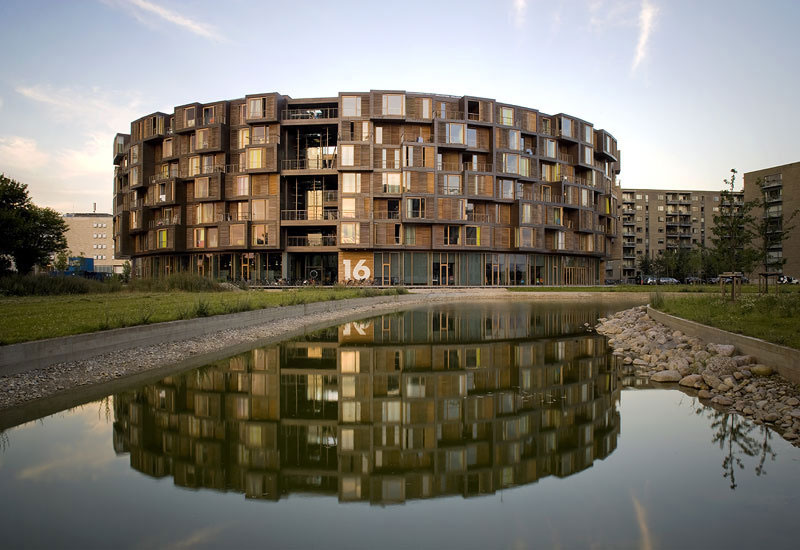 tietgen dormitory by lundgaard tranberg arkitekter 1 The Worlds Coolest University Dorm