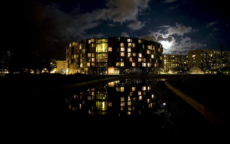 tietgen dormitory by lundgaard tranberg arkitekter 3 The Worlds Coolest University Dorm