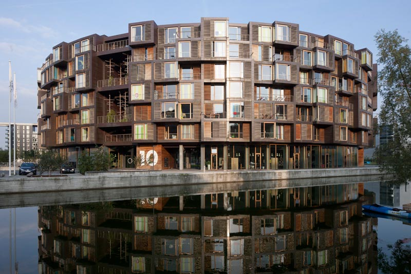 tietkenkollegiet circular residence student dorm copenhagen denmark 2 The Worlds Coolest University Dorm