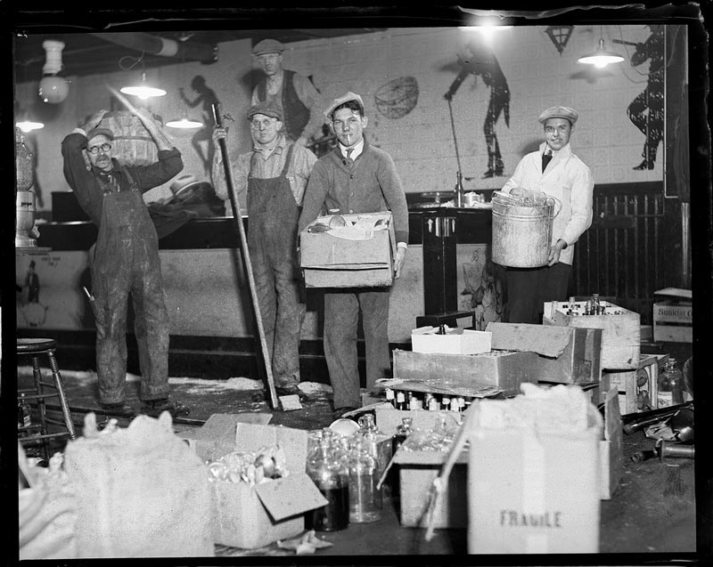 20 Vintage Photos Of Prohibition In Boston 171 Twistedsifter