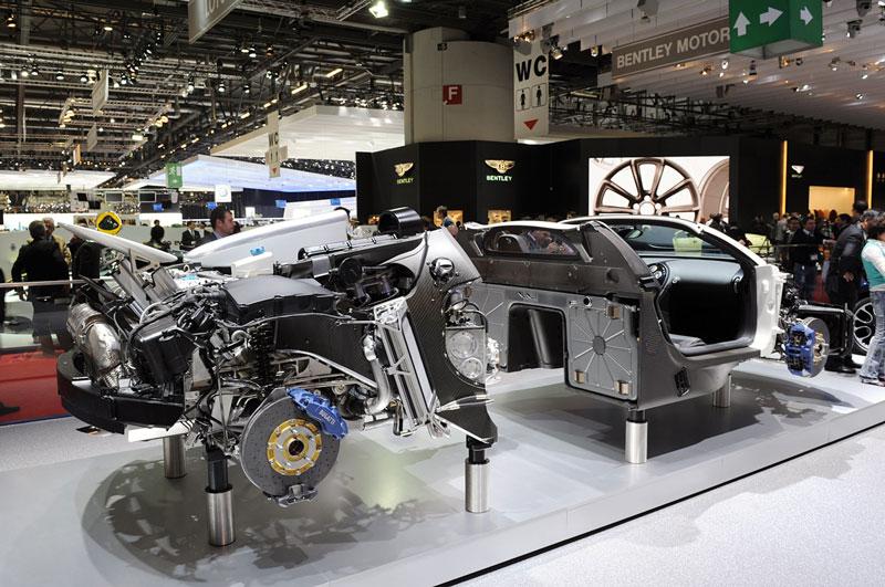 bugatti grand sport cutaway2 15 Amazing Car Cutaways