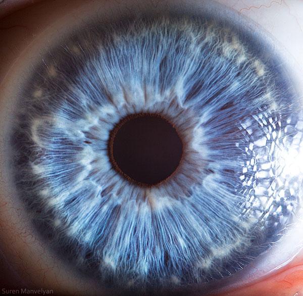 Closeup Of Eye 86