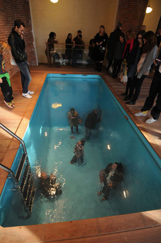 The Swimming Pool Illusion By Leandro Erlich Twistedsifter