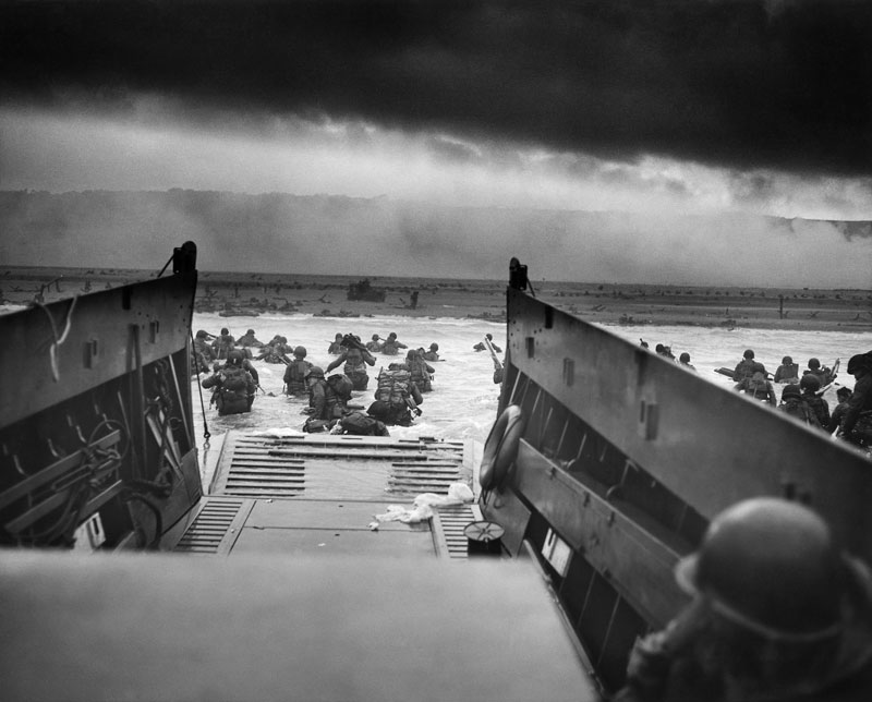 into the jaws of death d day world war 2 normandy omaha beach The 2011 Wikimedia Commons Pictures of the Year