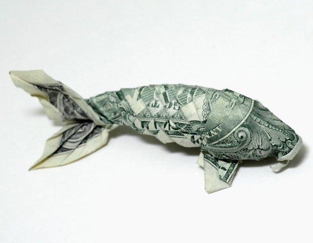 Origami Sea Creatures | 498x640