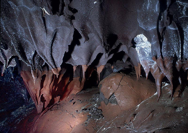 Stunning Pictures of Lava Tubes