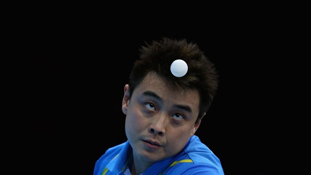 table tennis funny faces at olympics ping pong 3 The Funny Faces of Table Tennis