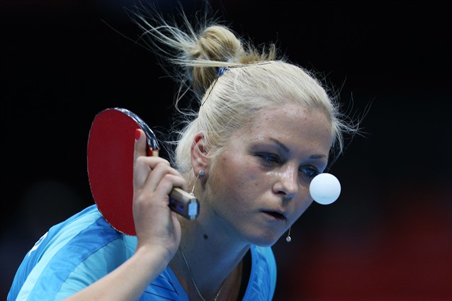 table tennis funny faces olympics ping pong 6 The Funny Faces of Table Tennis