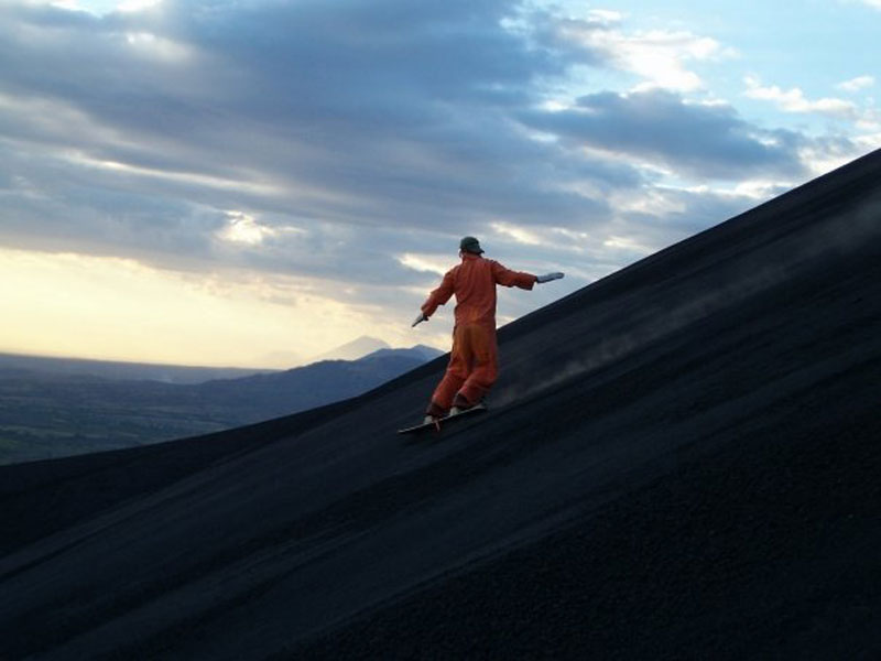 Volcano Boarding At Cerro Negro In Nicaragua 171 Twistedsifter