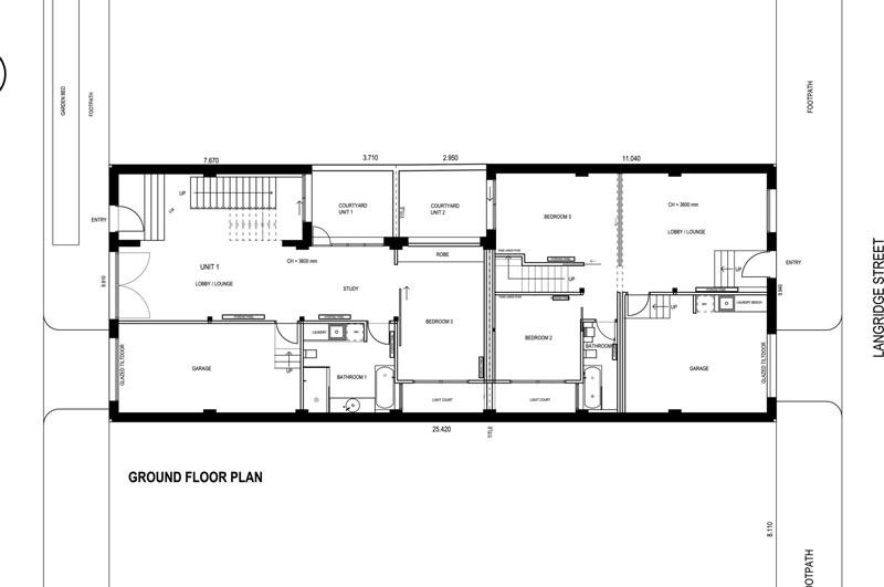 Warehouse Floor Plan Design: Amazing Warehouse Apartments Conversion In Melbourne