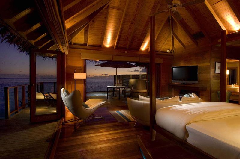 conrad maldives rengali island resort 2 Ithaa: The Underwater Restaurant in the Maldives