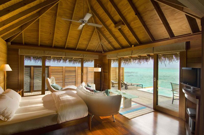 conrad maldives rengali island resort 3 Ithaa: The Underwater Restaurant in the Maldives