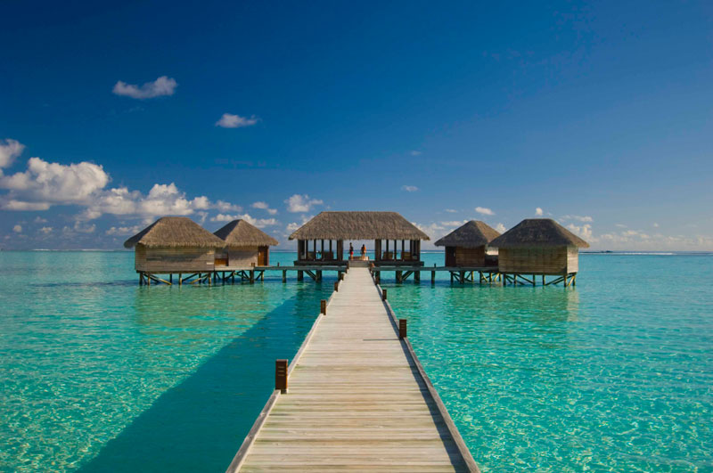conrad maldives rengali island resort 5 Ithaa: The Underwater Restaurant in the Maldives