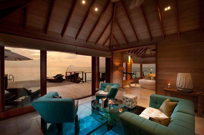 conrad maldives rengali island resort 6 Ithaa: The Underwater Restaurant in the Maldives