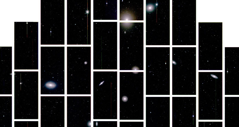 fornax cluster of galaxies The Most Powerful Digital Camera in the World