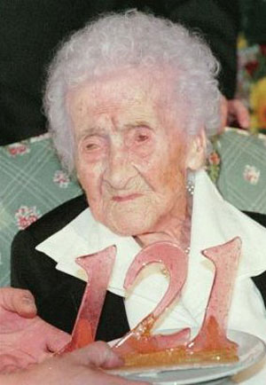jeanne calment 1996 10 Animals that Lived Longer than the Oldest Known Human