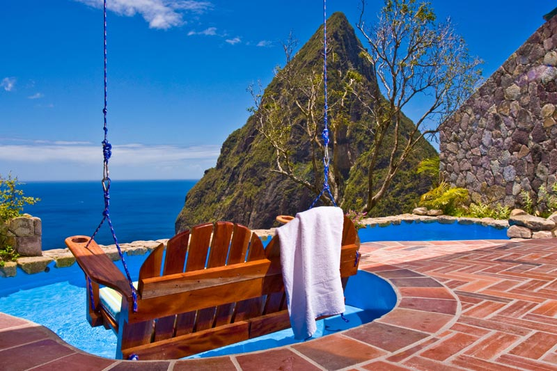 open wall resort st lucia ladera 10 The Open Wall Resort in St. Lucia [20 pics]