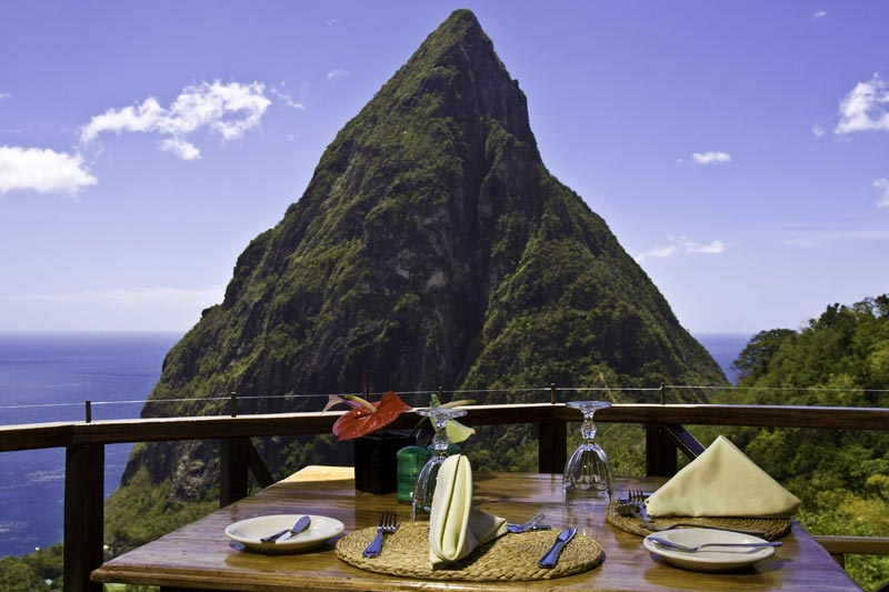 open wall resort st lucia ladera 14 The Open Wall Resort in St. Lucia [20 pics]