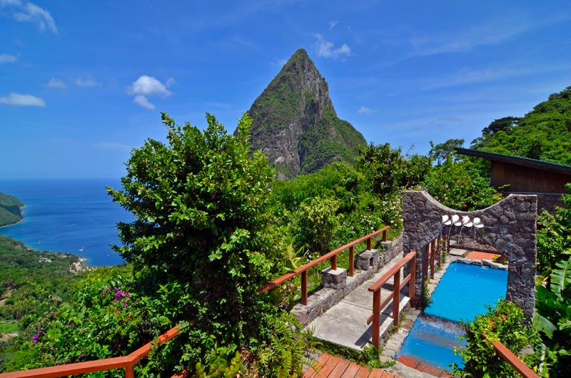 open wall resort st lucia ladera 15 The Open Wall Resort in St. Lucia [20 pics]