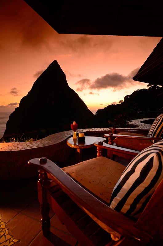 open wall resort st lucia ladera 16 The Open Wall Resort in St. Lucia [20 pics]