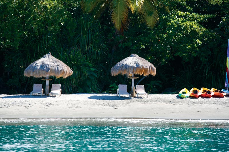 open wall resort st lucia ladera 5 The Open Wall Resort in St. Lucia [20 pics]