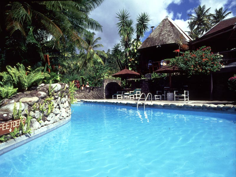 open wall resort st lucia ladera 7 The Open Wall Resort in St. Lucia [20 pics]