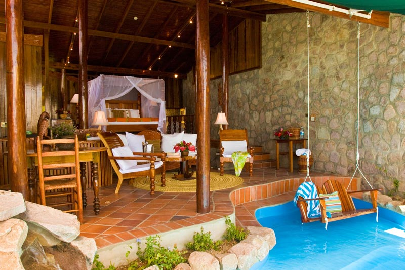 open wall resort st lucia ladera 9 The Open Wall Resort in St. Lucia [20 pics]