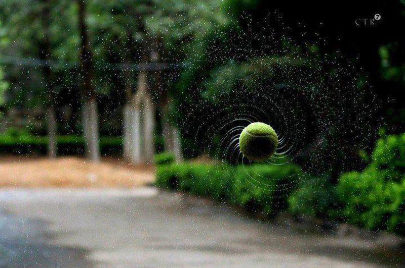 Picture of the Day: TopSpin