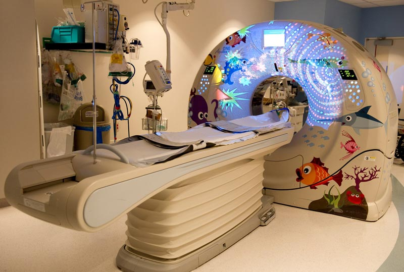 These kid inspired hospital interiors are simply awesome for Interior designs for kids