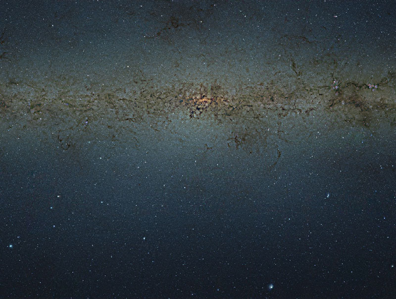 Picture of the Day: 84 Million Stars in One Image