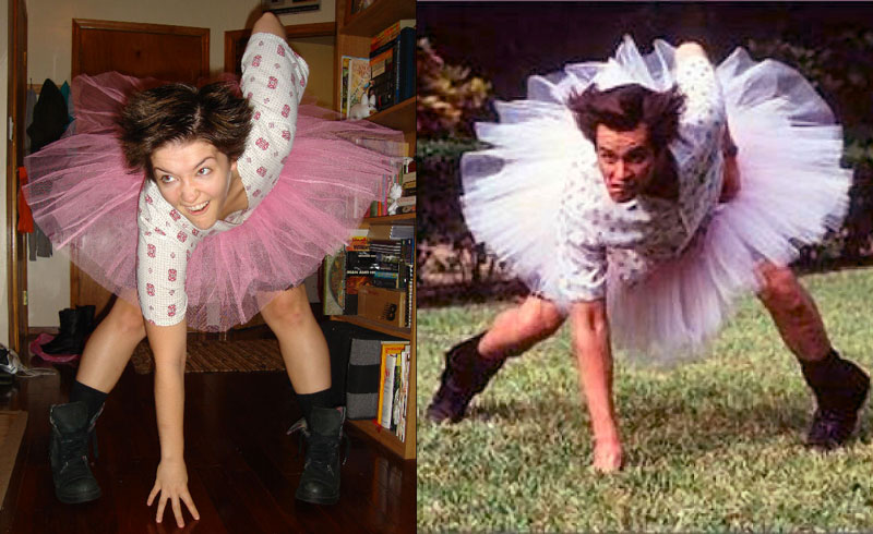 ace ventura halloween costume 23 Funny and Creative Halloween Costumes