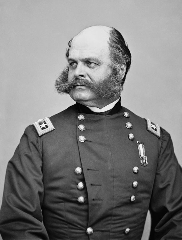 ambrose burnside vintage mustache Epic Highlights from the National Beard and Mustache Championships